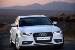 Audi A4 Avant universāla foto attēls 12