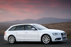 Audi A4 Avant universāla foto attēls 21
