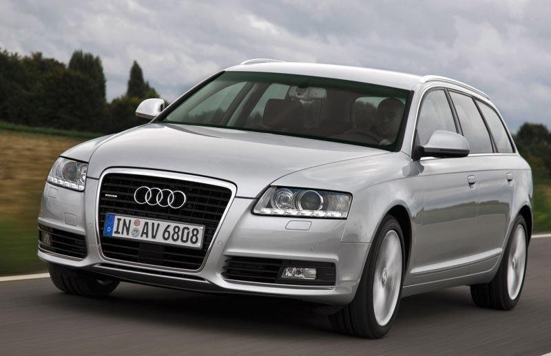 Audi A6 2008 foto attēls