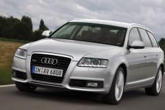 Audi A6 Avant universāla foto attēls 4