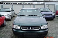 Audi A6 sedana foto attēls 20