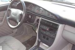Audi A6 sedana foto attēls 2