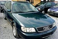 Audi A6 Avant universāla foto attēls 16