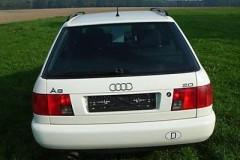 Audi A6 Avant universāla foto attēls 6