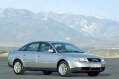 Audi A6 sedana foto attēls 8