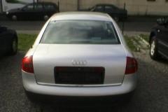 Audi A6 sedana foto attēls 10