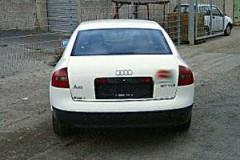 Audi A6 sedana foto attēls 14