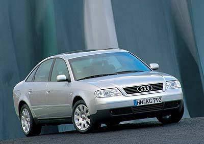 Audi A6 1997 foto attēls