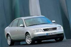 Audi A6 sedana foto attēls 6