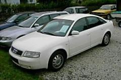 Audi A6 sedana foto attēls 16
