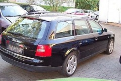 Audi A6 Avant universāla foto attēls 9