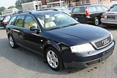 Audi A6 Avant universāla foto attēls 20