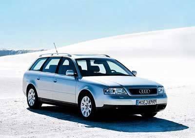Audi A6 1998 foto attēls