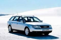Audi A6 Avant universāla foto attēls 7