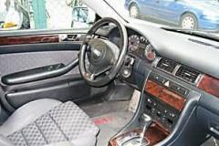 Audi A6 Avant universāla foto attēls 21