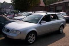 Audi A6 Avant universāla foto attēls 19