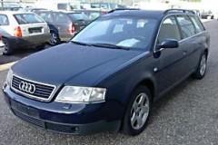 Audi A6 Avant universāla foto attēls 17