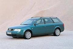 Audi A6 Avant universāla foto attēls 3