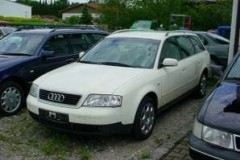 Audi A6 Avant universāla foto attēls 15