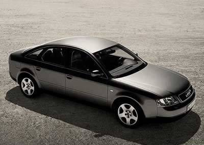 Audi A6 Sedan 2001 - 2004 reviews, technical data, prices