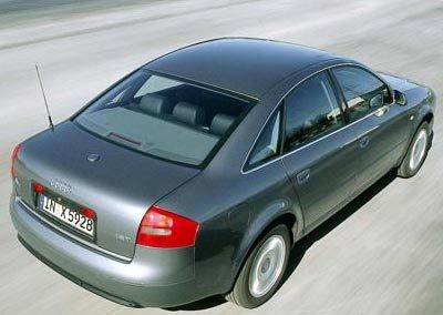 Audi A6 Sedan 2001 - 2004 reviews, technical data, prices