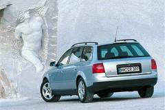 Audi A6 Avant familiar foto 2