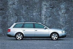 Audi A6 Avant familiar foto 1