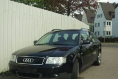 Audi A6 Avant familiar foto 13