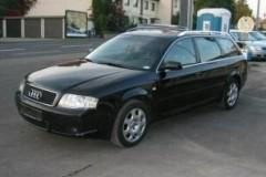 Audi A6 Avant familiar foto 17