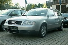 Audi A6 Avant familiar foto 16