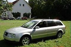 Audi A6 Avant familiar foto 15