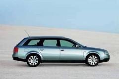 Audi A6 Avant familiar foto 7