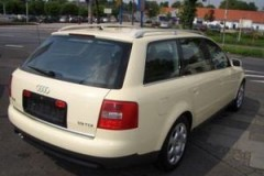 Audi A6 Avant familiar foto 8
