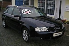 Audi A6 Avant familiar foto 12