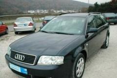 Audi A6 Avant familiar foto 11
