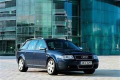 Audi A6 Avant familiar foto 5