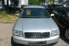 Audi A6 Avant familiar foto 9