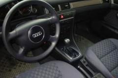 Audi A6 Avant familiar foto 10