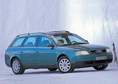Audi A6 2001 foto