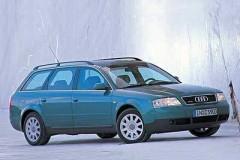 Audi A6 Avant familiar foto 4