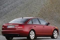 Audi A6 sedana foto attēls 19