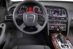 Audi A6 sedana foto attēls 21