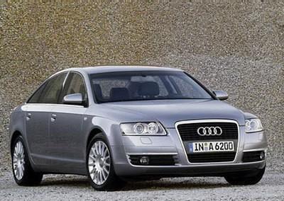 Audi A6 2004 foto attēls