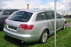 Audi A6 Avant universāla foto attēls 10
