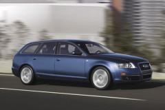 Audi A6 Avant universāla foto attēls 1