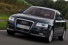 Audi A6 sedana foto attēls 4