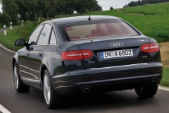 Audi A6 sedana foto attēls 5