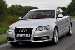 Audi A6 sedana foto attēls 7