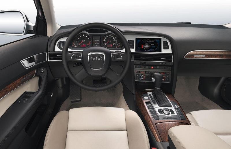 Audi A6 Sedan 2008 2011 Reviews Technical Data Prices