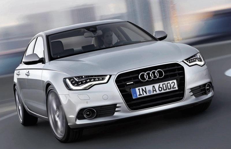 Audi A6 2011 foto attēls